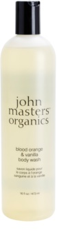 John Masters Organics Blood Orange & Vanilla sprchový gel