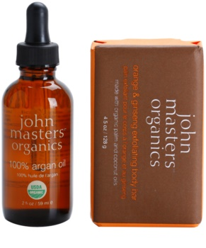 John Masters Organics Body Care kozmetická sada I.