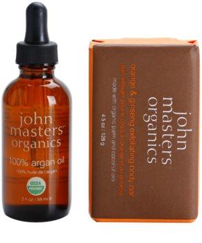 John Masters Organics Body Care lote cosmético I.
