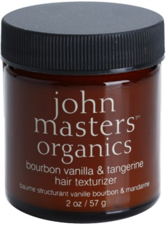 John Masters Organics Bourbon Vanilla & Tangerine Styling Pasta  voor Perfecte Haaruitstraling