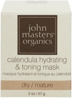 John Masters Organics Calendula mascarilla facial hidratante y tonificante