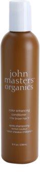 John Masters Organics Color Enhancing hajszínélénkítő kondicionáló barna hajra