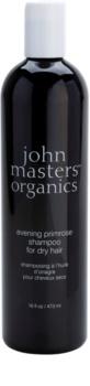 John Masters Organics Evening Primrose sampon száraz hajra