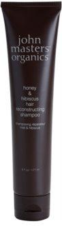 John Masters Organics Honey & Hibiscus obnovitveni šampon za krepitev las