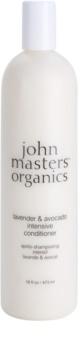 John Masters Organics Lavender & Avocado intenzív kondicionáló száraz és sérült hajra