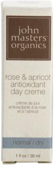 John Masters Organics Normal to Dry Skin crème de jour antioxydante