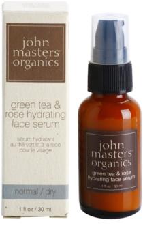 John Masters Organics Normal to Dry Skin feuchtigkeitsspendendes Hautserum