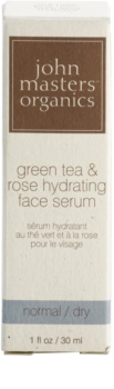 John Masters Organics Normal to Dry Skin sérum hydratant visage