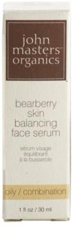 John Masters Organics Oily to Combination Skin sérum vyrovnávající tvorbu kožního mazu