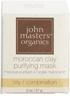 John Masters Organics Oily to Combination Skin Cleansing Face Mask