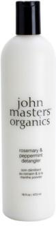 John Masters Organics Rosemary & Peppermint kondicionér pro jemné vlasy