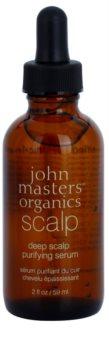 John Masters Organics Scalp Mélytisztító fejbőr szérum