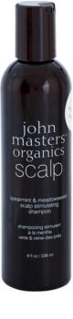 John Masters Organics Scalp Stimulerende Shampoo  voor Gezonde Hoofdhuid
