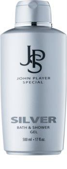 John Player Special Silver gel za prhanje za moške 500 ml
