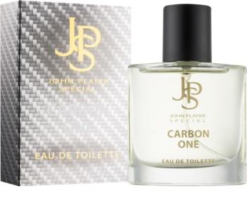 John Player Special Carbon One Eau de Toilette for Men 50 ml