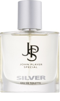 John Player Special Silver eau de toilette pentru barbati 50 ml
