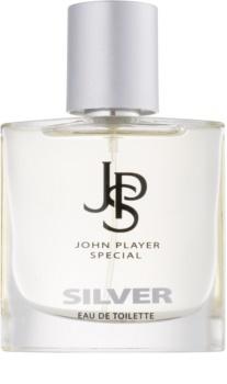 John Player Special Silver eau de toilette pour homme 50 ml