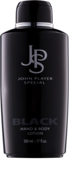 John Player Special Black Body Lotion for Men 500 ml