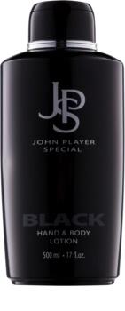 John Player Special Black mleczko do ciała dla mężczyzn 500 ml