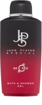 John Player Special Be Red gel de duche unissexo 500 ml