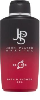 John Player Special Be Red gel de dus unisex 500 ml