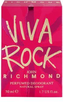 John Richmond Viva Rock Deo Spray voor Vrouwen  50 ml