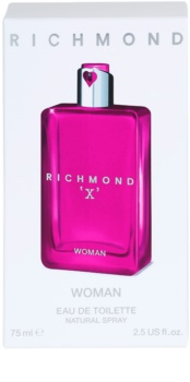 John Richmond X for Woman Eau de Toilette for Women 75 ml