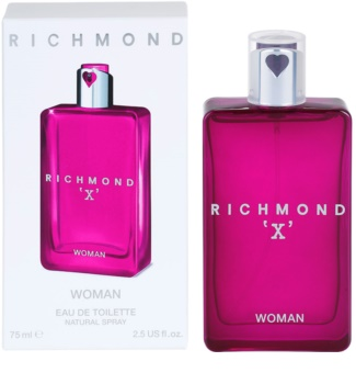 John Richmond X for Woman eau de toilette para mujer 75 ml