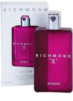 John Richmond X for Woman eau de toilette para mujer 75 ml