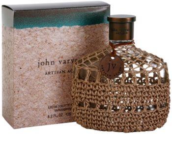 John Varvatos Artisan Acqua woda toaletowa dla mężczyzn 125 ml