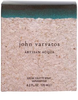 John Varvatos Artisan Acqua eau de toilette férfiaknak 125 ml