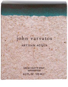 John Varvatos Artisan Acqua Eau de Toilette for Men 125 ml