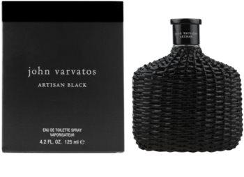 John Varvatos Artisan Black toaletní voda pro muže 125 ml