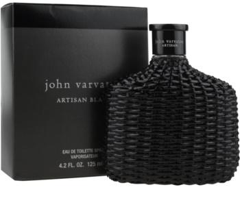 John Varvatos Artisan Black Eau de Toilette for Men 125 ml