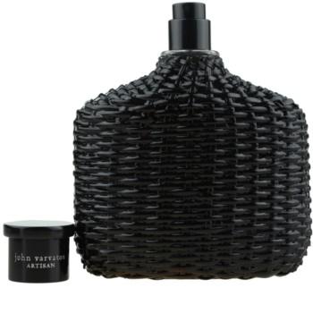 John Varvatos Artisan Black eau de toilette pentru barbati 125 ml