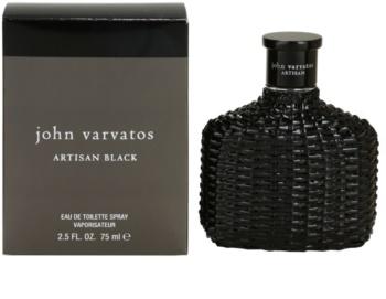 John Varvatos Artisan Black toaletní voda pro muže 75 ml