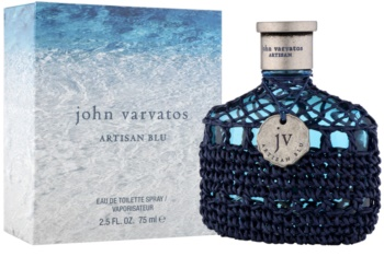 John Varvatos Artisan Blu toaletná voda pre mužov 75 ml