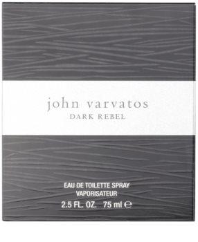 John Varvatos Dark Rebel toaletná voda pre mužov 75 ml