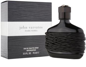 John Varvatos Dark Rebel Eau de Toilette for Men 75 ml