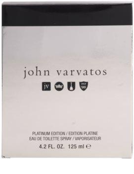 John Varvatos John Varvatos Platinum Edition toaletní voda pro muže 125 ml