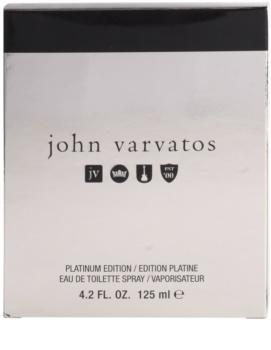 John Varvatos John Varvatos Platinum Edition woda toaletowa dla mężczyzn 125 ml