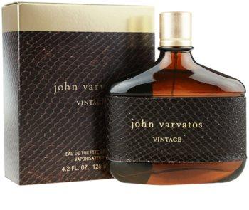 John Varvatos Vintage toaletní voda pro muže 125 ml