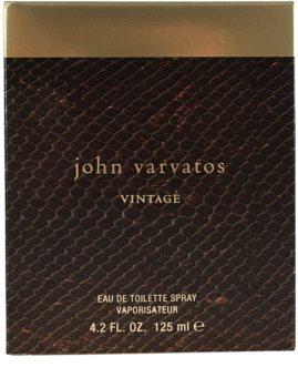 John Varvatos Vintage eau de toilette para hombre 125 ml