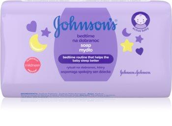 Johnson's Baby Bedtime sapone solido per bambini