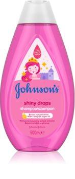 Johnson's Baby Shiny Drops sampon delicat pentru copii