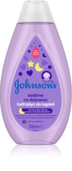 Johnson's Baby Bedtime bagno rilassante per neonati