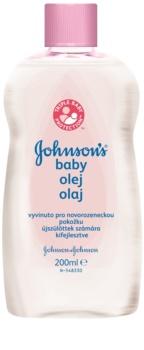 Johnson's Baby Care olje