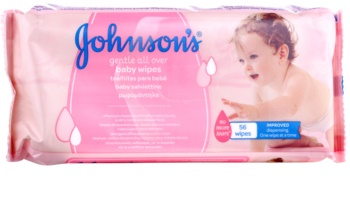 Johnson's Baby Diapering toallitas  húmedas