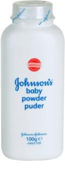 Johnson's Baby Diapering Baby Poeder