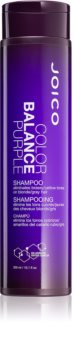 Joico Color Balance Shampoo for Blonde Hair for Yellow Tones Neutralization